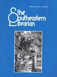 The Southeastern Library Journal Cover