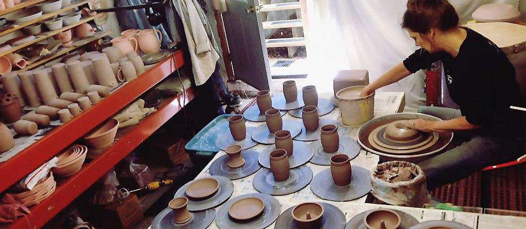 Pine Springs Pottery - New Bethlehem, PA