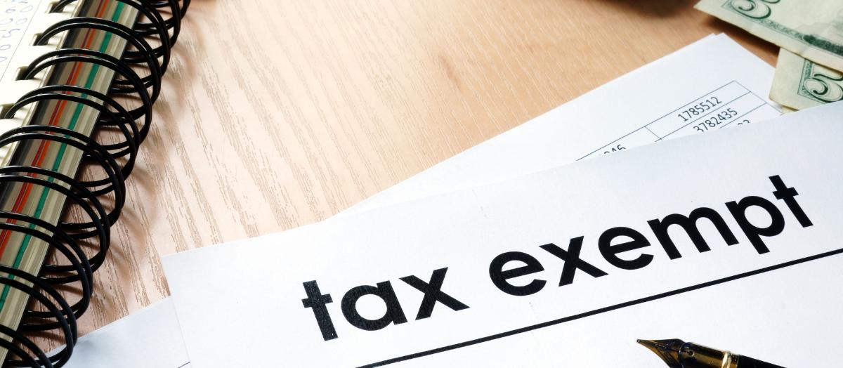 Tax Exemption Certificates