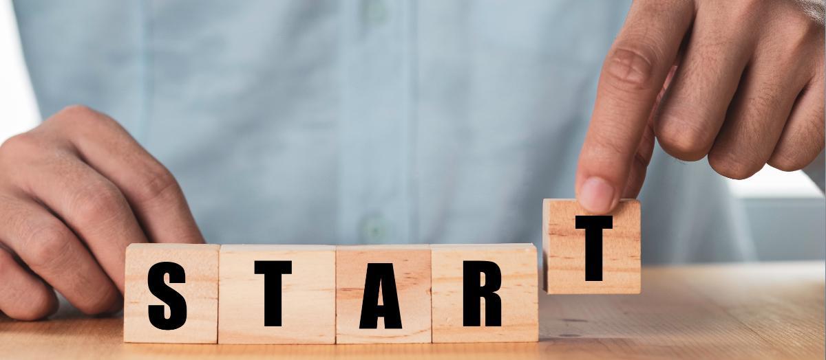 First Step Webinar: Starting a Small Business