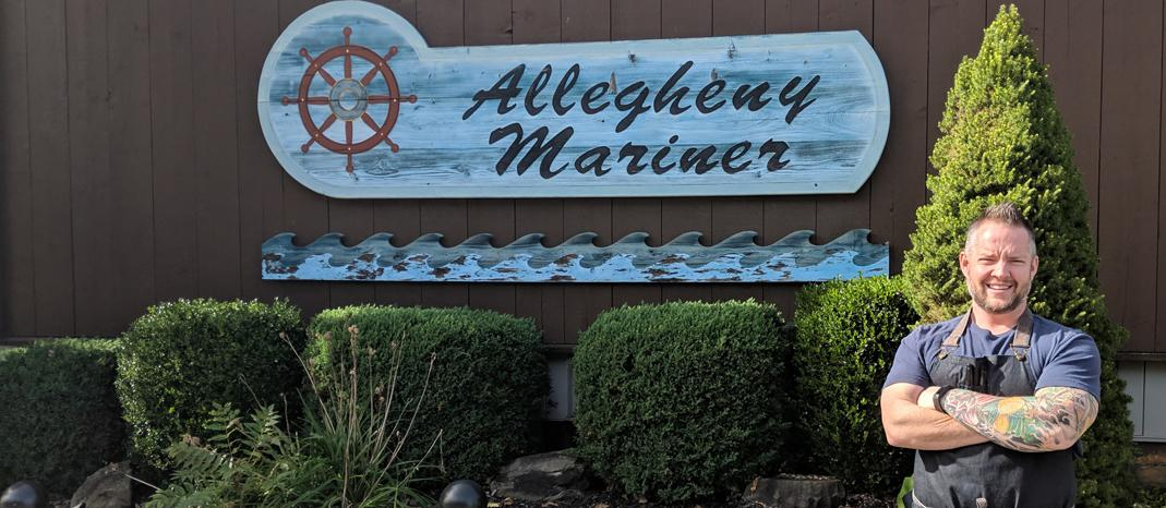 Allegheny Mariner - Purchased on Sept. 27, 2018