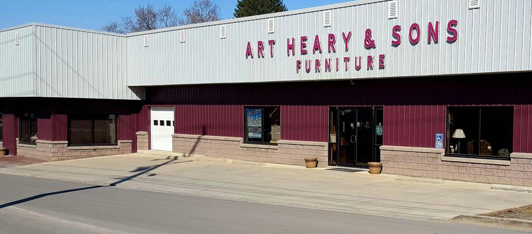 Art Heary and Sons Furniture