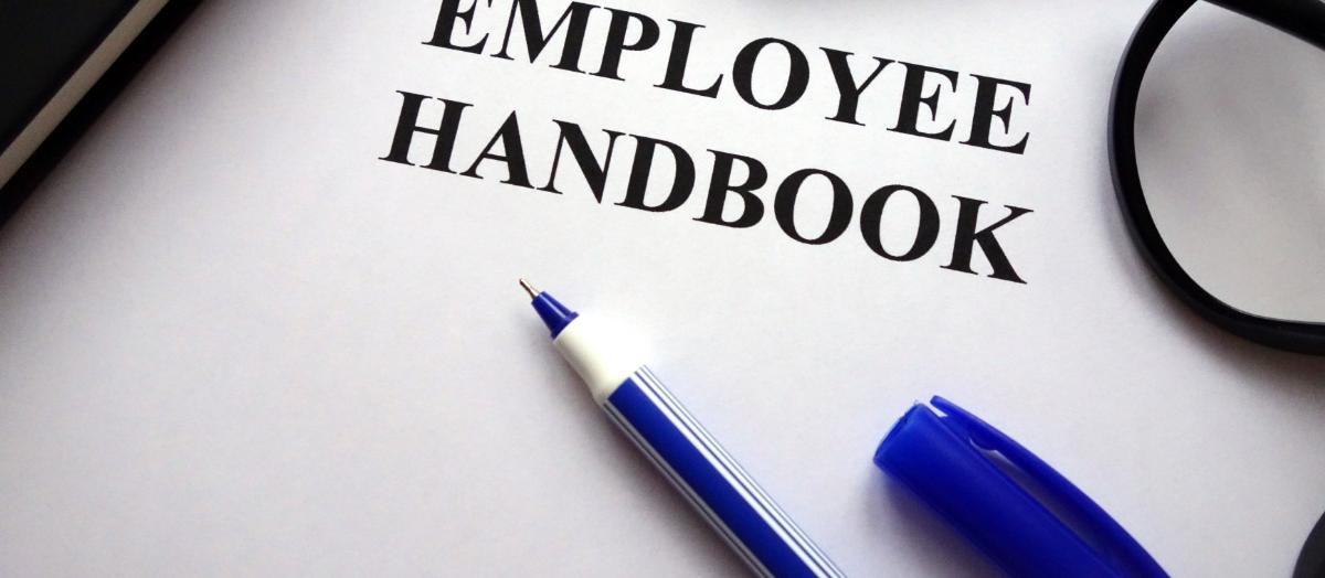 Employee Handbook Tips in Today's COVID Environment