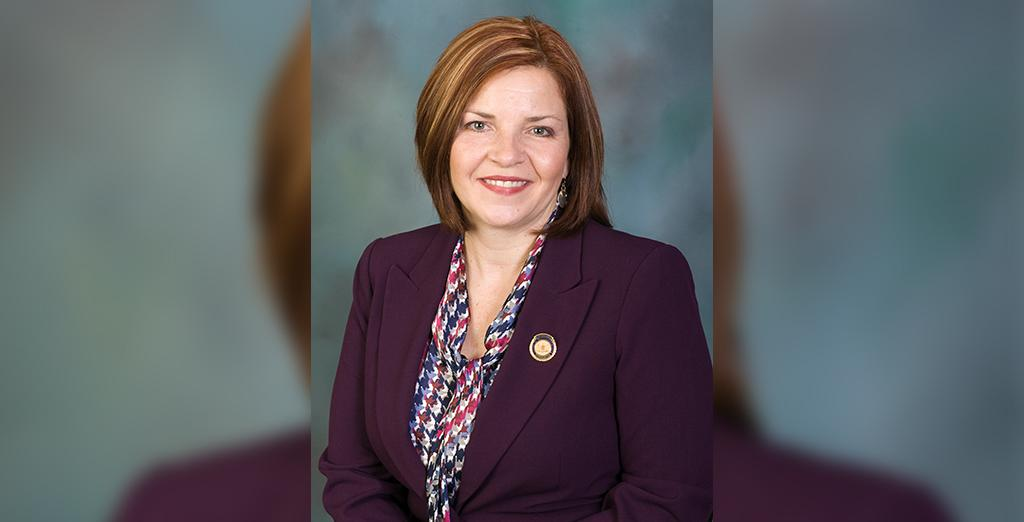 Trustee, alumna selected as majority whip