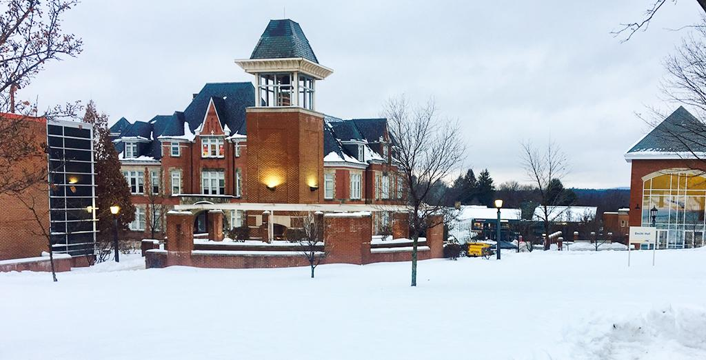 Clarion University offers classes in winter to help students get ahead