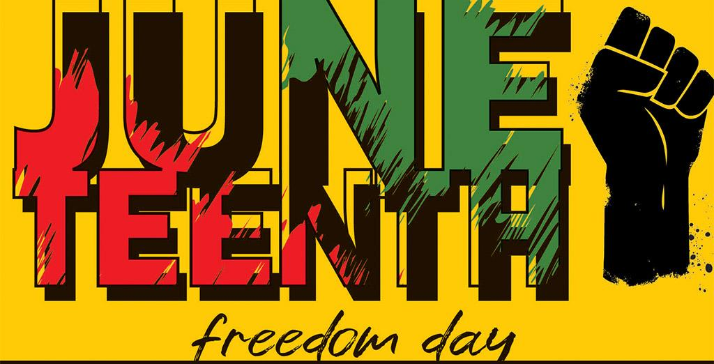 Clarion University is hosting a Juneteenth event