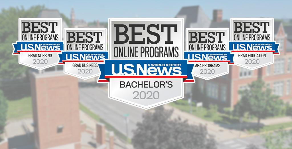 Clarion University ranks among the top