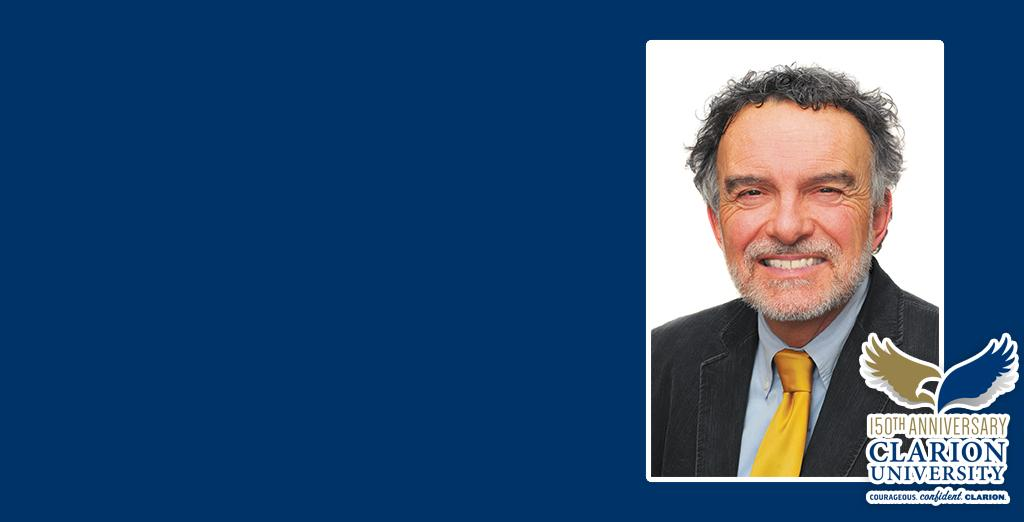 Clarion University names Fackler as interim president
