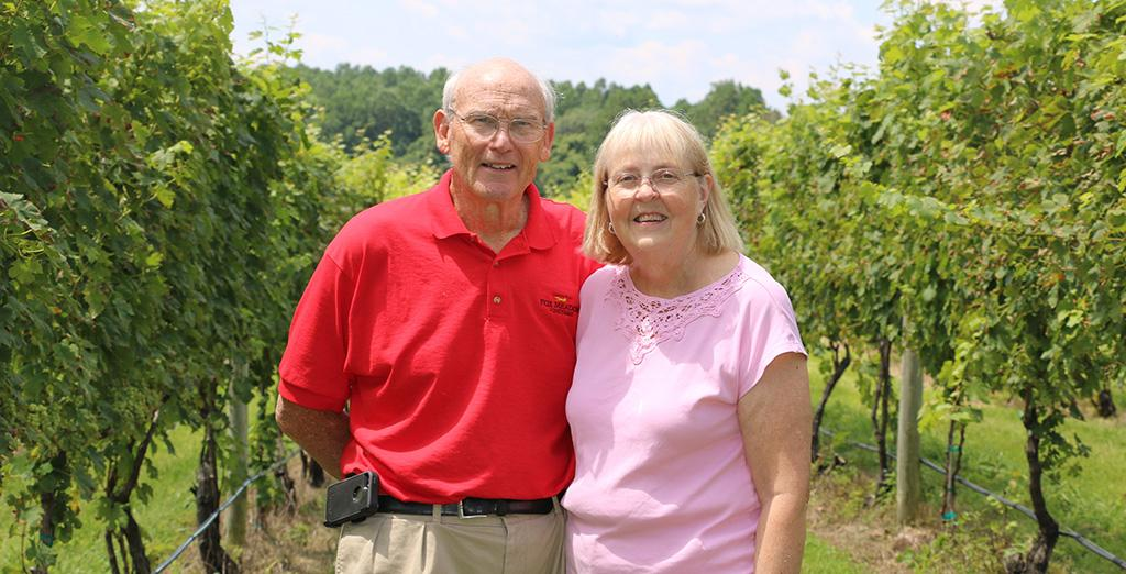 Clarion University alums share their experience running a winery