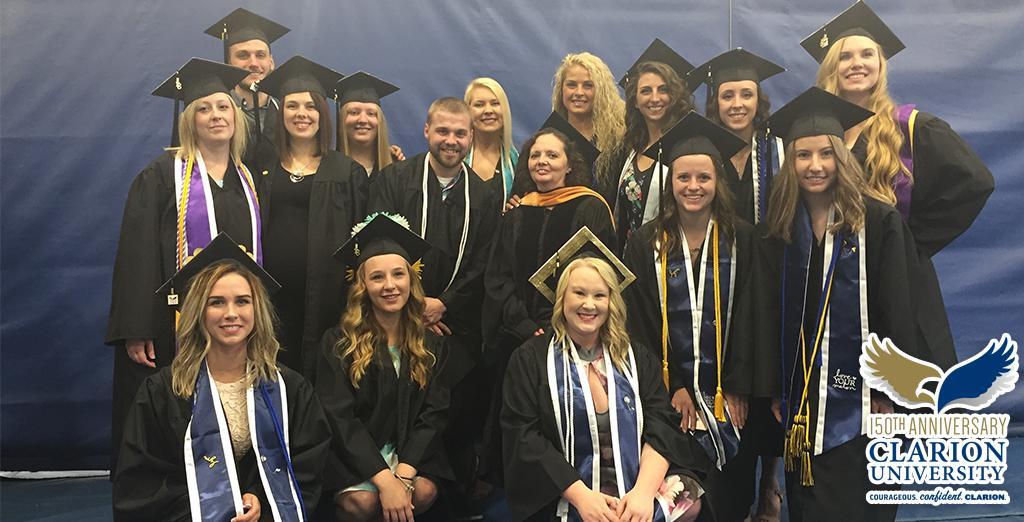 Clarion University grad completes nursing ladder