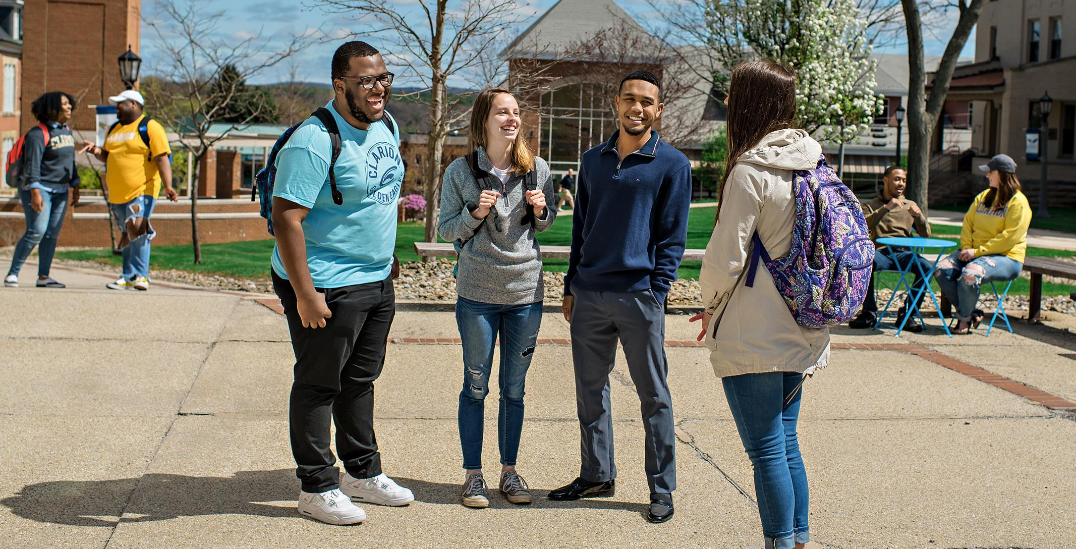 Early data shoes rise in freshmen, academic readiness and diversity