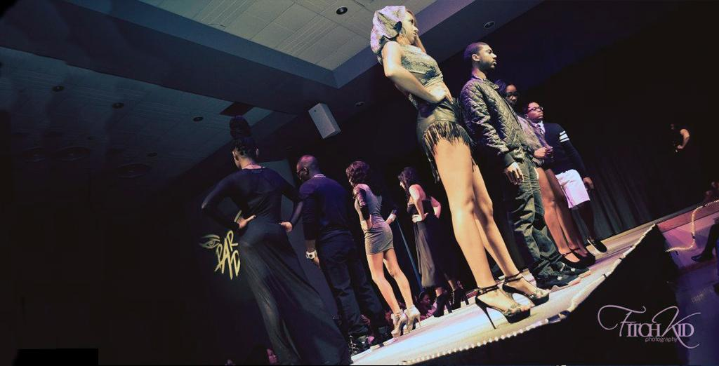 Clarion University's Multicultural fashion show 2015