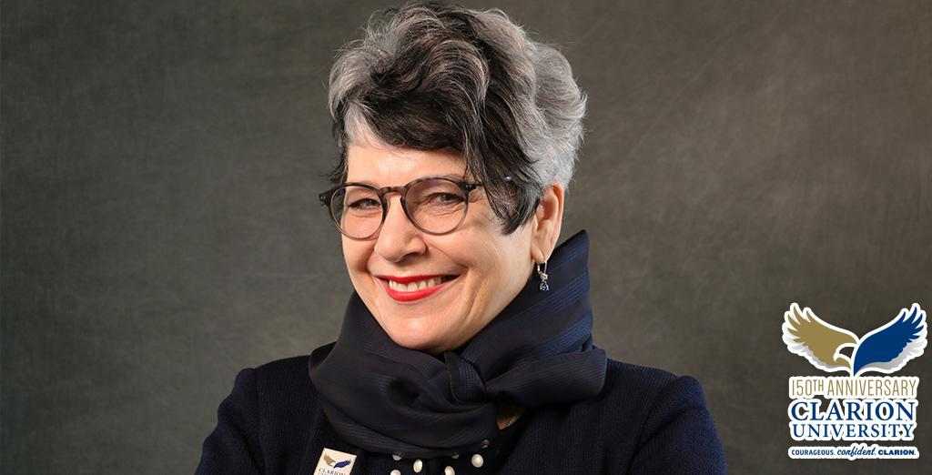 Clarion University's 17th President announced at Pehrsson