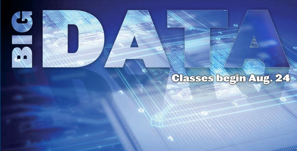 Clarion University's Big Data programs gets approved by the state.