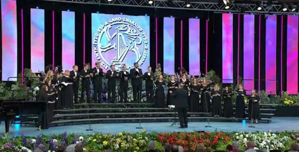 Clarion University Chamber Singers place third in the world at singing competition