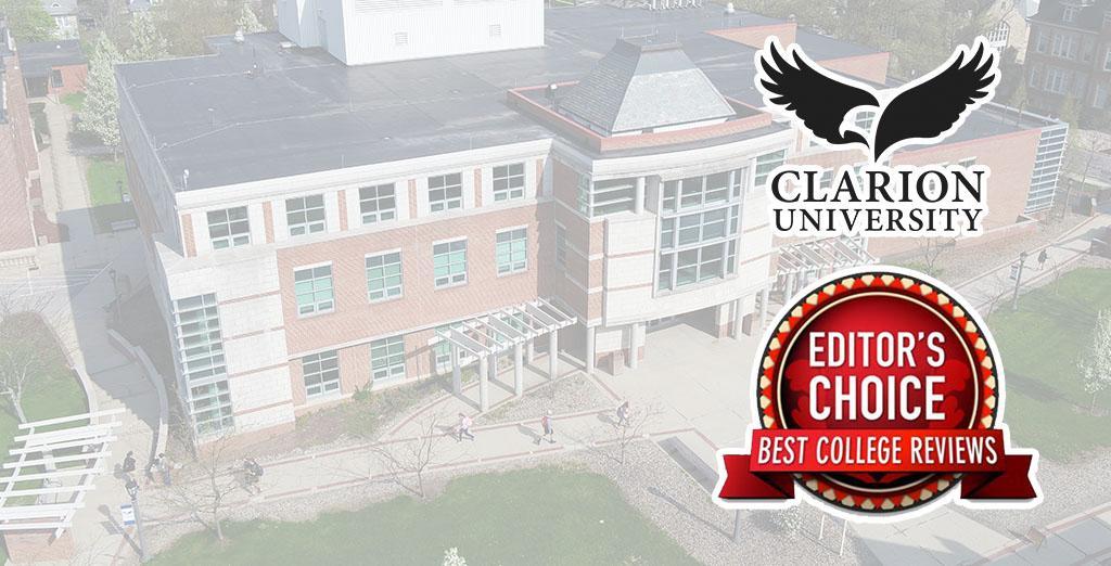 Clarion University's MBA program shines