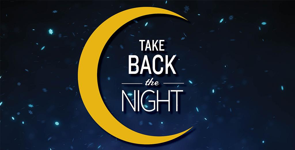 Clarion University hosts take back the night event