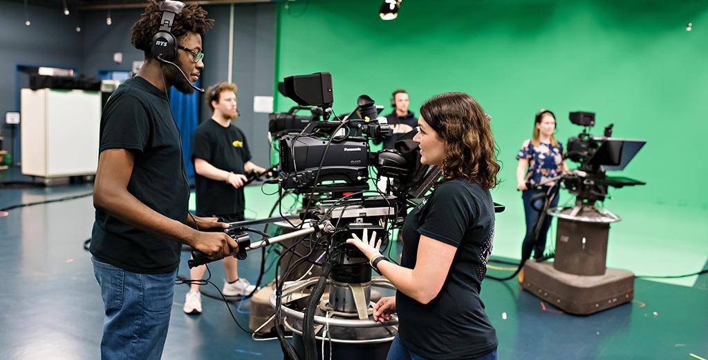 Clarion University is equipped to prepare communication professionals