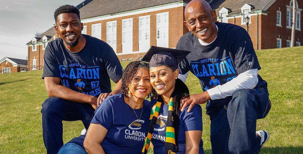 Clarion University hosts commencement May 4