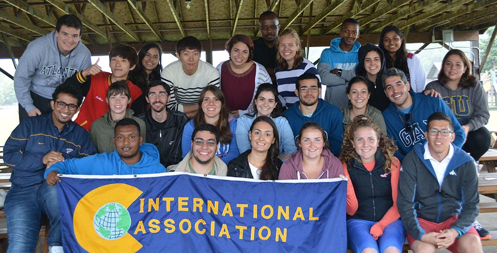 Clarion University international students talk about their time at Clarion