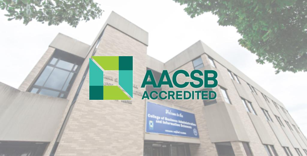 Clarion University is reaccredited with the AACSB
