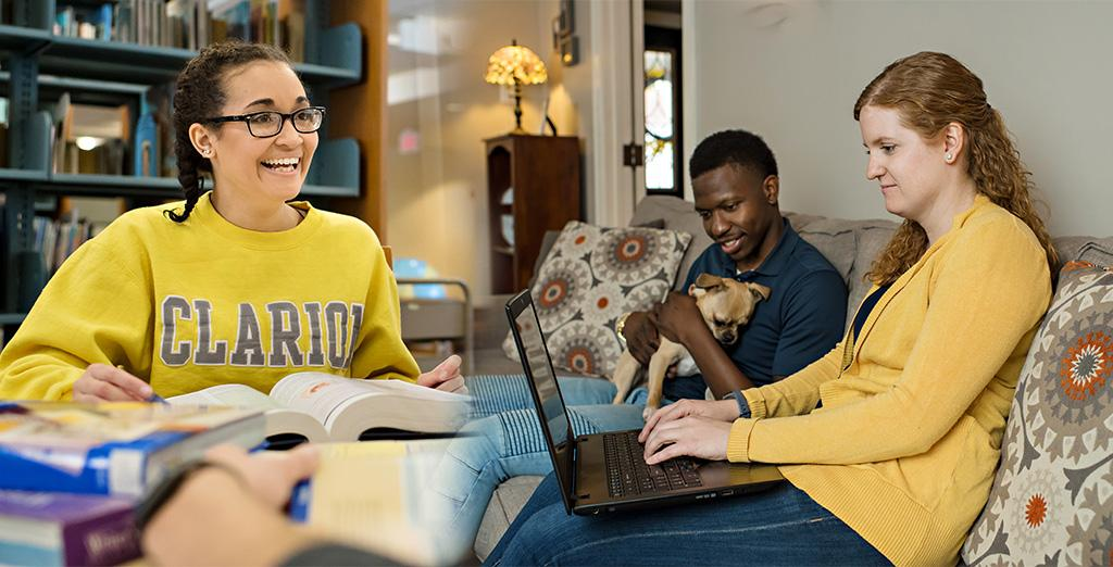 Apply to Clarion University today!