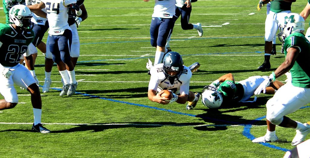 Clarion University wins against Mercyhurst