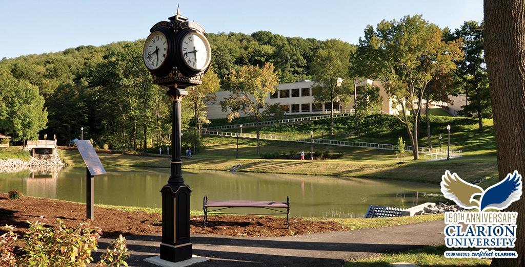 Clarion University welcomes students to venango campus