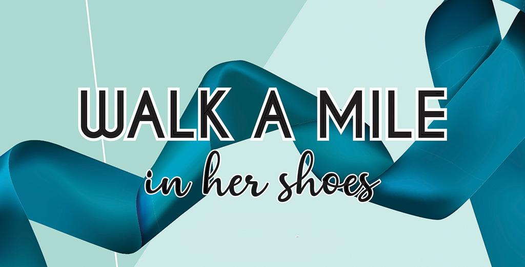 Clarion University hosts walk a mile in her shoes