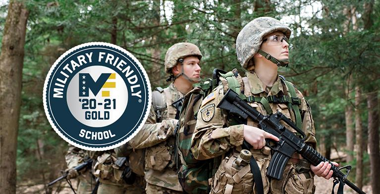 Clarion University earns military friendly distinction for 11th straight year