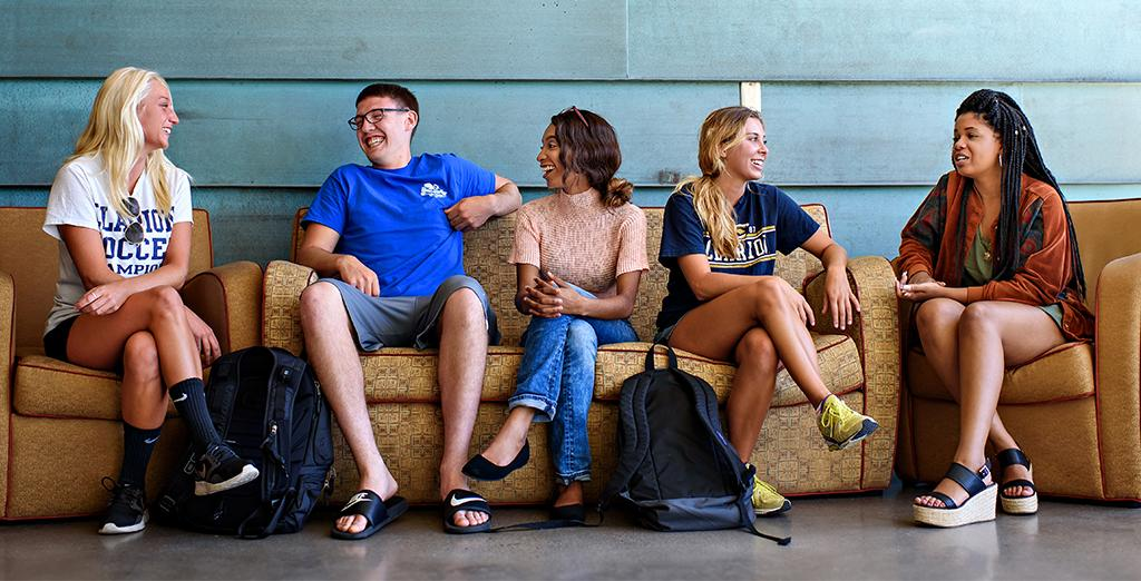 Clarion University's student resource center is open to students