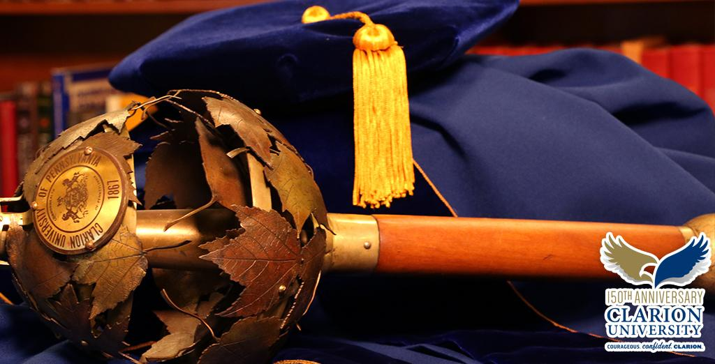 Clarion University's winter commencement is Saturday
