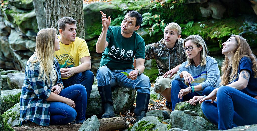 Clarion University hosts forest owners event