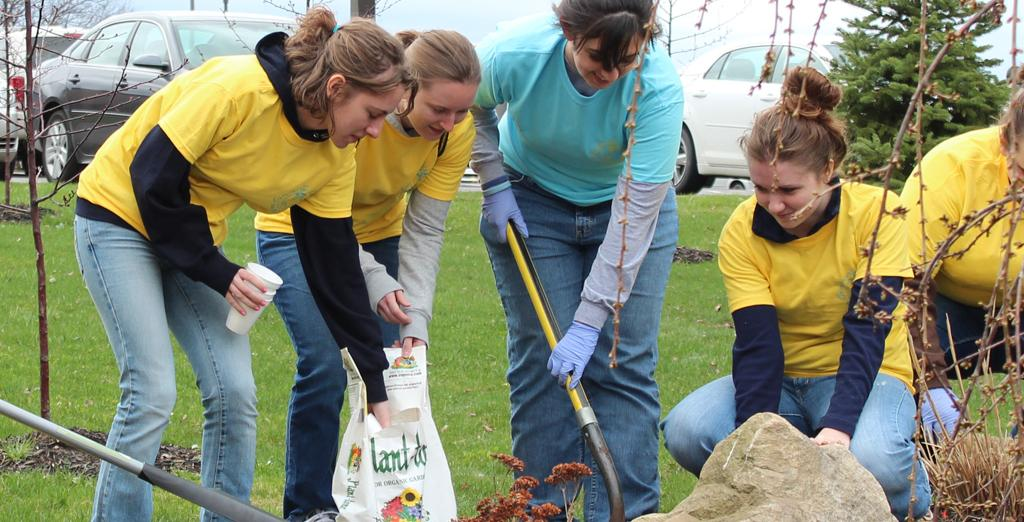 Clarion University earns a spot in the nation for community service.