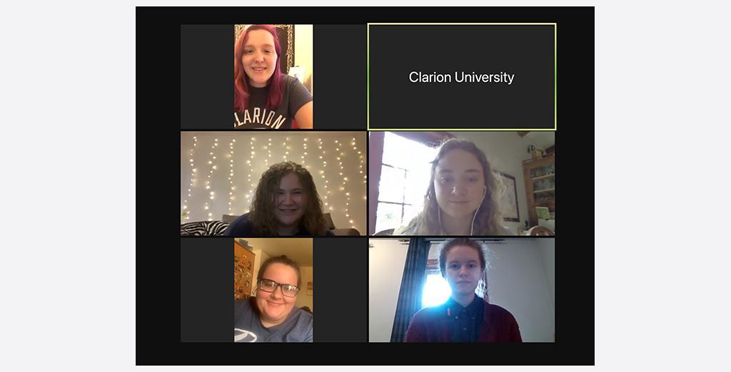 Clarion University helps student workers grow