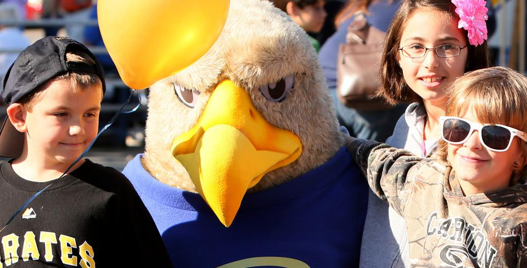 Join us for Homecoming weekend Sept. 26-27