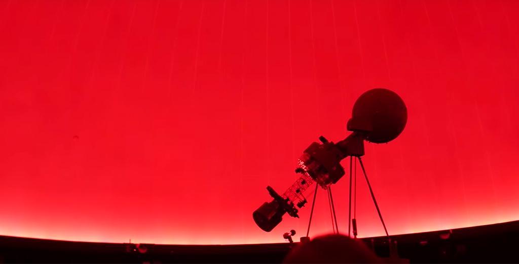 clarion university opens planetarium