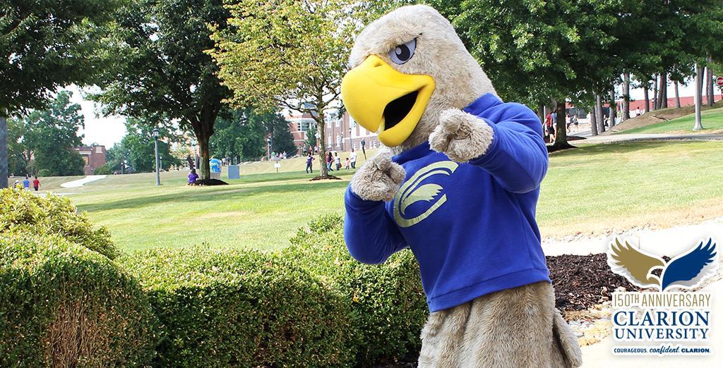 Clarion University Welcomes freshmen to campus