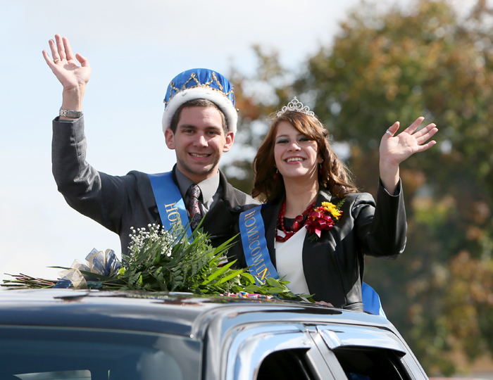 ea8cf1ff0e4 Rapp and Kasanicky chosen as Clarion Homecoming royalty