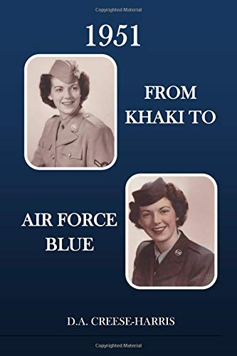 From Khakit to Air force Blue
