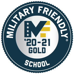 Military Friendly gold 2020