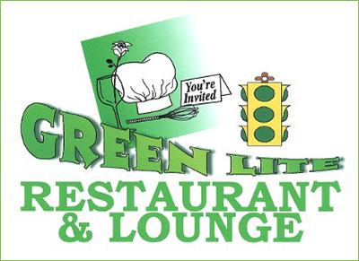 Green Lite Restaurant and Lounge Logo