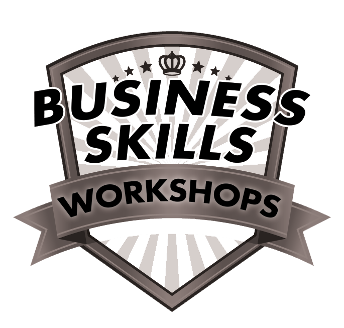 Logo for the Clarion University SBDC Business Skills Workshops